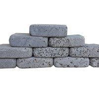 현무암 벽돌 화산석 인테리어 파벽돌