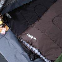 밴프 침낭 캠핑용품 사계절 동계 사각형 머미형 차박 담요 여행 모포 2000g 2인용