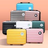 [케빈스룸] 서머레디백 10종 기내용캐리어 파스텔 14인치 스타벅스 코카콜라 여행보조가방