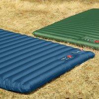 편안한 캠핑 에어매트 휴대용 차박 이너 텐트 매트 와이드 2인용 일체형 발펌프내장 발포