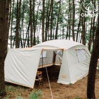 캠플 쉘터 그늘막 돔 차박 텐트 타프쉘 리빙쉘 타프스크린 감성 캠핑용품 대형 원터치텐트