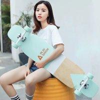 플레이션 입문용 중급자용 댄싱롱보드 44인치 PLAYSHION 스케이트보드