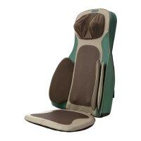 허리 지압 마사지 의자형 온열 안마기 트리플러 마사지볼