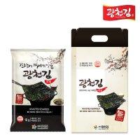 [LIVE] 광천김 간장에 찍어 먹는 구운 파래김 10봉 선물세트