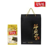 [LIVE] 광천김 달인 김병만의 재래 도시락김 27봉 선물세트
