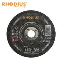 로디우스 XT80 절단석/ 4인치 5인치 절단날 그라인더날