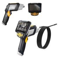 자동차내시경카메라 배관내시경 산업용 하수구 관로탐지기 수도누수탐지기