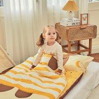 무무슈 일체형 어린이집 낮잠이불 / 유아 모달 사계절 아기 이불세트