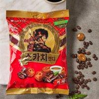 스카치캔디 커피맛,세가지맛 대용량317g
