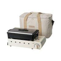 NEW 지라프 구이바다 아이보리 에디션 M 풀세트 캠핑 바베큐그릴 전골팬 JS2021M-ivory