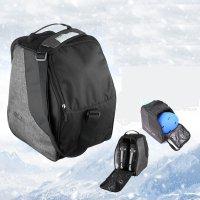 스키 스노우보드 슈즈 가방 헬멧 수납 부츠 가방 대형 공간
