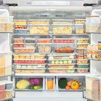 씨밀렉스 프레시핏 냉장고 냉동실 정리용기 반찬통