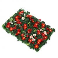 인테리어 벽면인조잔디 꽃벽장식잔디 매장