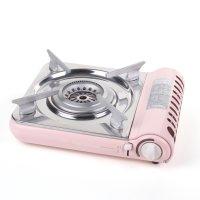 핑크 블로썸 고화력 휴대용가스버너