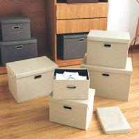 접이식 패브릭 옷장수납함 대용량 뚜껑형 이불정리 의류보관 언더베드 부직포 리빙박스