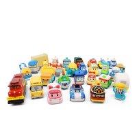 로보카폴리 다이캐스팅 27종 단품 미니카 미니자동차 자동차장난감 어린이장난감