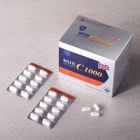 [2박스] 영국산 100% 메가도스 비타민 C1000 (1,200mg x 180정) 라이프케어