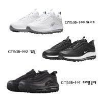 나이키 에어맥스 97G 골프 검흰/올블랙/화이트 CI7538-002/CI7538-100 101