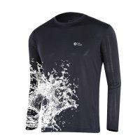 1+1 여름 등산복 남성 스판 작업복 상의 기능성 쿨 냉감 남자 티셔츠