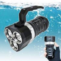 제로빔 DX7 수중랜턴 다이빙 써치라이트 해루질랜턴