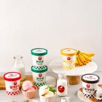 CJ 서울우유 아이스크림 2+4 특별기획