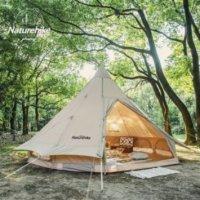 네이처하이크 브라이튼 12.3 티피 면텐트 캠핑 감성 텐트 NH20ZP005