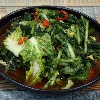 국내산 열무김치 10kg - 자박한 국물과 아삭아삭,시원한맛
