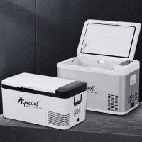 알피쿨 K18 K25 MK25 캠핑용 차량용 냉장고 전기아이스박스
