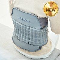 디스크닥터 WD57P 허리지지대 의료용 허리 복대 견인치료 의료기기