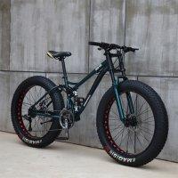펫바이크 4.0 타이어 26인치 다운힐 오프로드 팻바이크 mtb 자전거