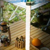 레토 캠핑랜턴 감성 LED 충전식 휴대용 캠핑 랜턴 작업등 형광등 LPL-04L