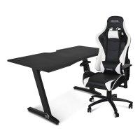 카멜 1500 게이밍책상 의자 세트 GD1EX+GC1 [모니터거치대 증정]