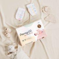 프레미뇽 에어스윙 1단계 신생아 기저귀 4팩