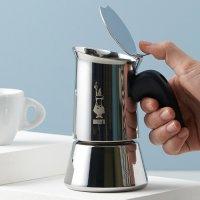 [정식수입] 비알레띠 모카포트 에스프레소 추출 커피 포트 뉴 비너스 (2.4.6컵)
