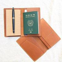 2001 해머스미스 가죽 여권 빈티지 공방 지갑 커버 커플 케이스 제작 여행 소품 물품