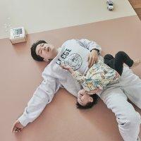 2021 NEW 폴레드 스위퍼 빅매트 먼지 제로 층간소음매트 아기 복도 거실 놀이방