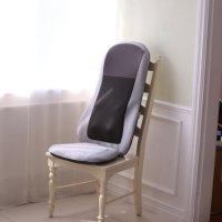 컴피어 주무름 등허리 의자형 안마기 목어깨 마사지기 홈쇼핑 안마기 온열 CF-2911