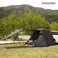아이두젠 모빌리티 BAT 스텔스 도킹 트렁크 카 쉘터 차박 텐트