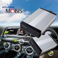 현대모비스 차량용 에어컨히터 습기건조기 에프터블로우 공기청정 냄새제거