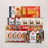 잇메이트 닭가슴살 만두 외 21종 골라담기 / 갈비 김치 냉동 저칼로리