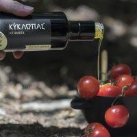 키클로파스 엑스트라버진 올리브오일 올리브유 냉압착 유기농 그리스산 산도 0.16%