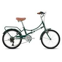 엔젤바이크 2021 Jenia 제니아 20인치 여성용 접이식 미니벨로 자전거