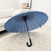 장마도예쁘게 24살대 튼튼한 자동 파스텔 장우산