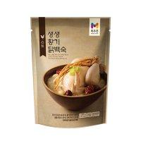 목우촌 생생 황기 닭백숙 삼계탕 1kg / 사계절 여름 보양식