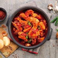 목우촌 닭볶음탕 먹는날 900g / 사계절 여름 보양식 닭백숙