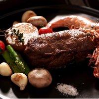 캔디닷컴 수비드 소고기 미국산 초이스 부채살 스테이크(새우 불포함)