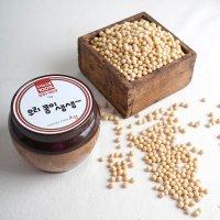 국산 콩 저염 맛있는 수제 시골 된장 1kg