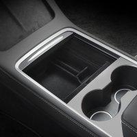 테슬라 모델3 리프레쉬 모델Y 중앙 정리함 센터 콘솔 트레이 암레스트 팔걸이 수납함