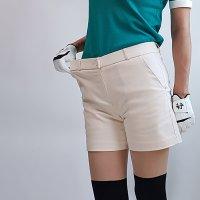 여성 골프 반바지 4부 스판최고 편한 팬츠 필드룩 연습복