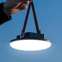 montero 원형 충전식 LED 캠핑 랜턴 차박 캠핑 텐트 실내등 램프 작업등 충전식